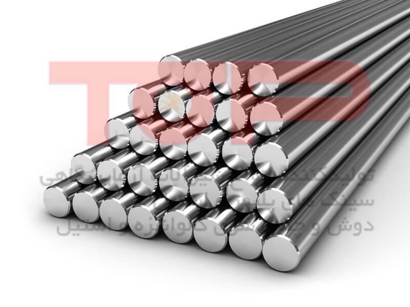 فولاد ضد زنگ یا استنلس استیل